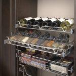 Wine Rack and Spice rack